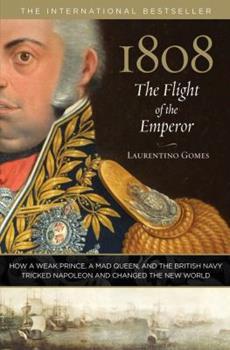 1808 - Book #1 of the História do Brasil