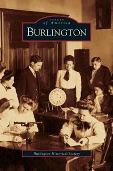 Hardcover Burlington Book