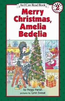 Merry Christmas, Amelia Bedelia - Book  of the I Can Read ~ Level 2