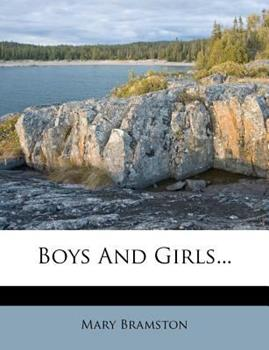 Paperback Boys and Girls... Book
