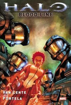 Halo: Blood Line - Book  of the Halo Graphic Novels