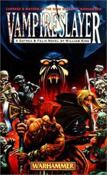Vampireslayer - Book  of the Warhammer Fantasy