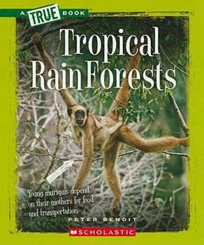 Paperback Tropical Rain Forests Book