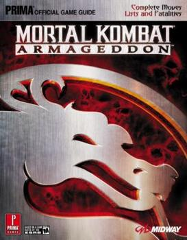 Paperback Mortal Kombat: Armageddon (Prima Official Game Guide) Book