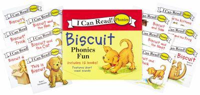 Biscuit Phonics Fun (My First I Can Read) - Book  of the Biscuit Phonics Fun