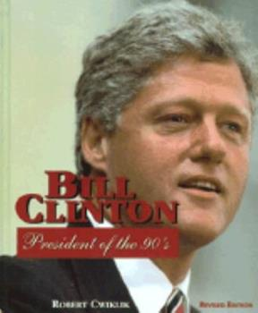 Bill Clinton/42nd President (Gateway Biographies) 0761301461 Book Cover