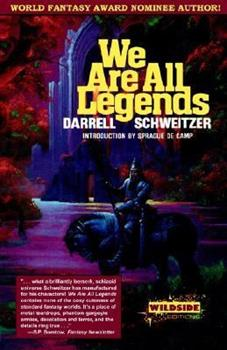 We are all legends 1880448831 Book Cover