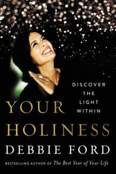 Your Holiness: Discover the Light Within 0062694944 Book Cover