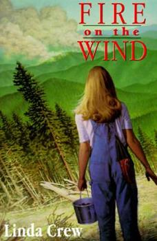 Fire on the Wind (Laurel-Leaf Books) 1440116199 Book Cover