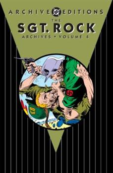 The Sgt. Rock Archives, Vol. 4 - Book  of the DC Archive Editions