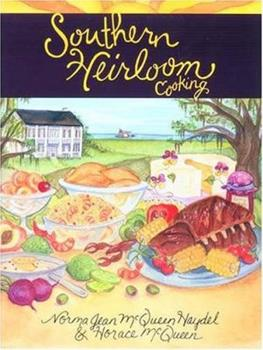 Southern Heirloom Cooking 1561483400 Book Cover