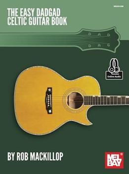 Paperback Easy DADGAD Celtic Guitar Book