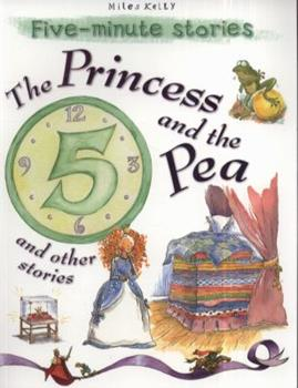 Princess & The Pea & Other Stories - Book  of the 5-Minute Stories