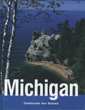 Michigan - Book  of the Celebrate the States