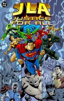 JLA Vol. 5: Justice for All - Book  of the Complete Justice Society