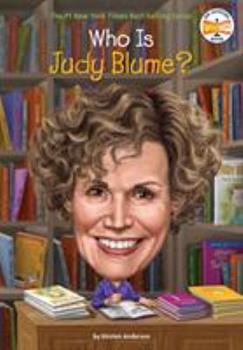 Who Is Judy Blume? - Book  of the Who Was/Is...?