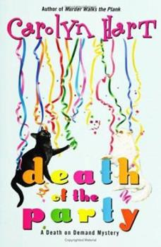 Death of the Party 0060004770 Book Cover