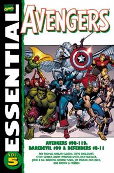 Essential Avengers Vol. 5 - Book  of the Avengers 1963-1996 #278-285, Annual