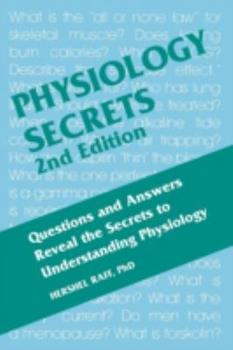 Physiology Secrets 1560535091 Book Cover