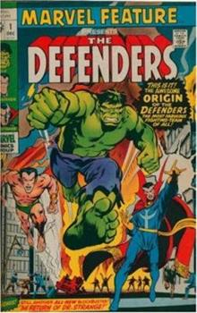 Essential Defenders, Vol. 1 (Marvel Essentials) - Book  of the Essential Marvel