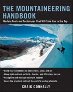 The Mountaineering Handbook 0071430105 Book Cover