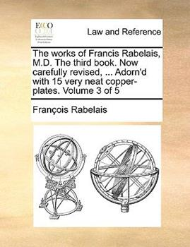 Le Tiers Livre 1170624529 Book Cover