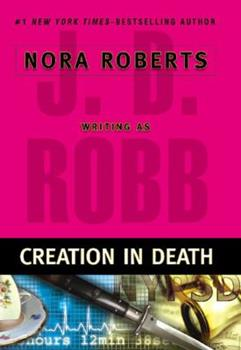 Hardcover Creation in Death Book