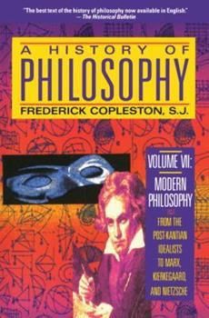 A History of Philosophy, Vol 7 0385065426 Book Cover