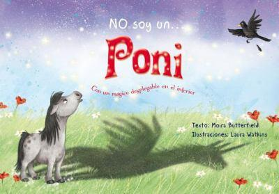 Hardcover No Soy un Poni [Spanish] Book