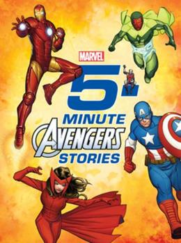 5-Minute Avengers Stories - Book  of the 5-Minute Stories
