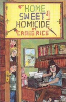 Home Sweet Homicide B0015O7C7Y Book Cover