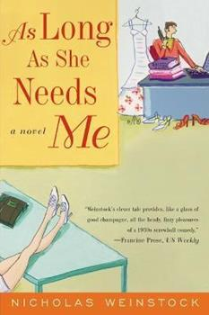 As Long As She Needs Me 0060198249 Book Cover
