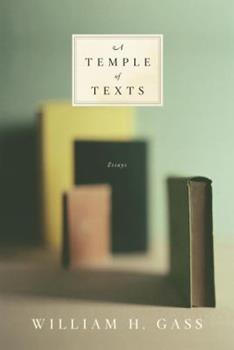 A Temple of Texts 0307262863 Book Cover