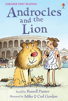 Androcles and the Lion - Book  of the 2.4 First Reading Level Four