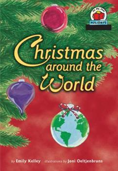 Christmas Around the World - Book  of the On My Own ~ Holidays