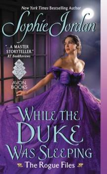 While the Duke Was Sleeping 0062222546 Book Cover