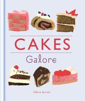 Hardcover Cakes Galore Mini Book