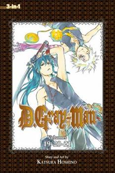 D.Gray-man (3-in-1 Edition), Vol. 7: Includes Vols. 19, 20,  21 - Book #7 of the D.Gray-Man Omnibus 3-in-1 Edition