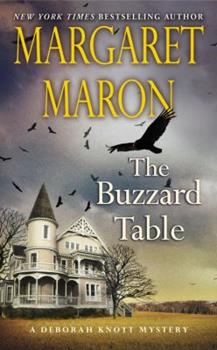The Buzzard Table 0446555827 Book Cover