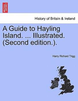 Paperback A Guide to Hayling Island Illustrated Book