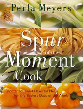 Spur of the Moment Cook 0688170102 Book Cover
