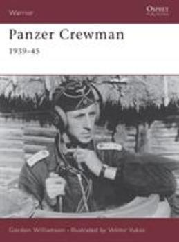 Panzer Crewman 1939-45 (Warrior) - Book #1 of the Soldados II Guerra Mundial