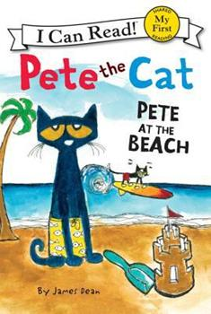 Paperback Pete at the Beach Book