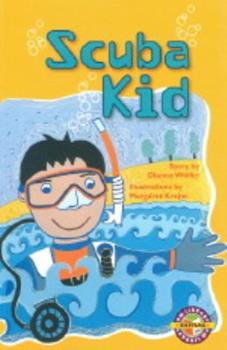 Paperback Scuba Kid PM Extras Chapter Ruby Book