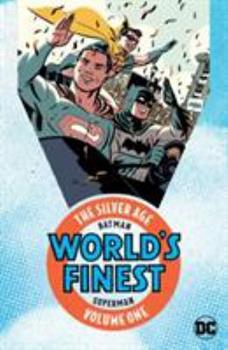 Batman & Superman: World's Finest - The Silver Age Vol. 1 - Book #1 of the World's Finest: The Silver Age  #omnibus 2