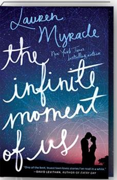 Paperback The Infinite Moment of Us Book