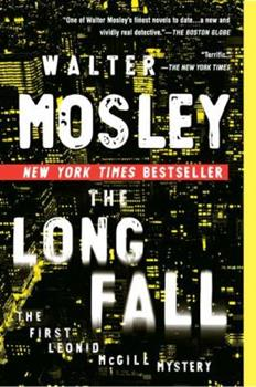 The Long Fall 0451230256 Book Cover