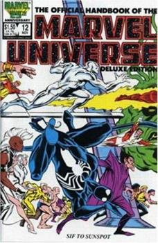 Essential Official Handbook of the Marvel Universe - Deluxe Edition, Vol. 2 (Marvel Essentials) - Book  of the Essential Marvel