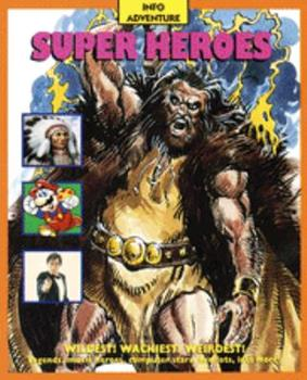 Super Heroes 1568474091 Book Cover
