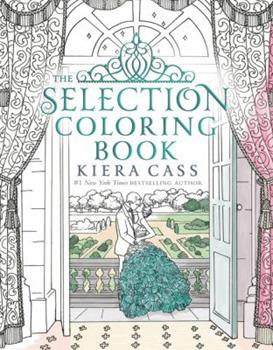 The Selection Coloring Book 006264114X Book Cover